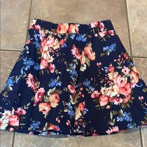 💐5/25 btween floral skirt girls dressy